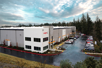 Electric propulsion company magniX brings new global headquarters, engineering, manufacturing and testing facility to Everett, Washington.