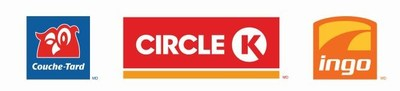 Alimentation Couche-Tard inc. Logo (CNW Group/Alimentation Couche-Tard Inc.)