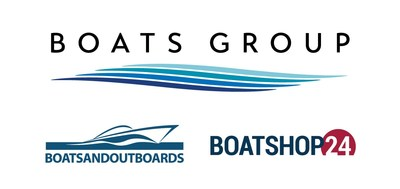 Boats Group, Boats and Outboards, Boatshop24 Logo.
