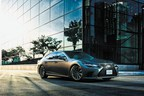 Lexus Premieres All-new Variant of Its Luxury Sedan LS 500h