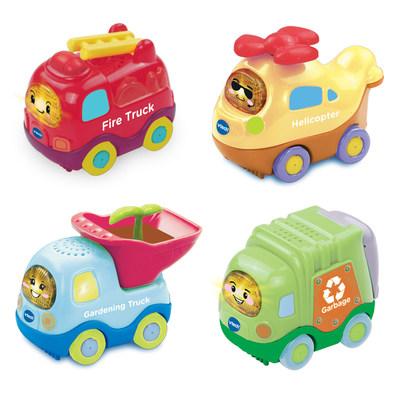 Go! Go! Smart Wheels®