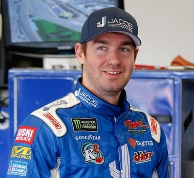 Cody Ware, driver for Nurtec ODT #51 Chevrolet Camaro for 2021 NASCAR Cup Series Season