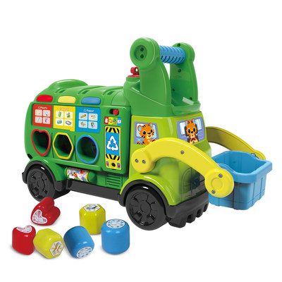 VTech® Sort & Recycle Ride-on Truck™