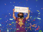 Husband's Dream Leads a Toronto Woman to Win a $60 Million LOTTO MAX Jackpot - 20 Years Later!