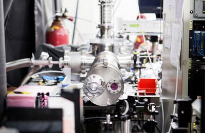 Laboratoire de Sources Femtosecondes (LSF)/Advanced Laser Light Source (ALLS) de l'Institut national de la recherche scientifique (INRS) (Groupe CNW/Institut national de la recherche scientifique (INRS))