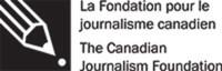 Logo Fondation pour le journalisme canadien (Groupe CNW/La Fondation pour le journalisme canadien)