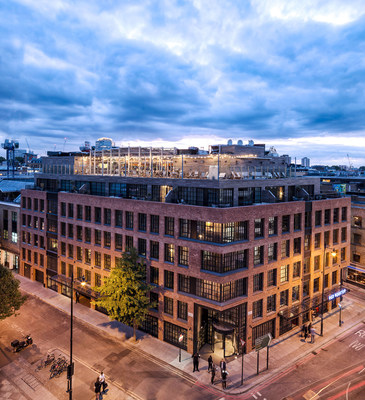 Mondrian Shoreditch London – The brand's sixth property will be a European flagship and marks an exciting return to London. (CNW Group/Accor)