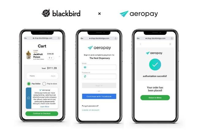 Blackbird x AeroPay