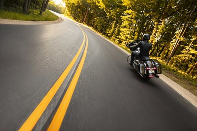 Harley-Davidson offers motorcycle riders more performance, style, technology and freedom for the soul in 2021.Visit www.H-D.com to learn more about how Harley-Davidson is fueling thetimeless pursuit of adventure and freedom for the open road.