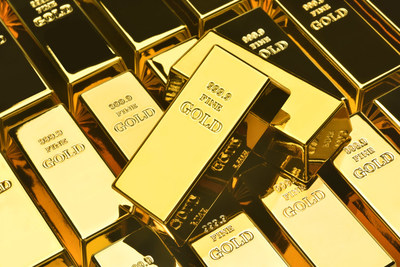 A Self Directed IRA with physical Gold.