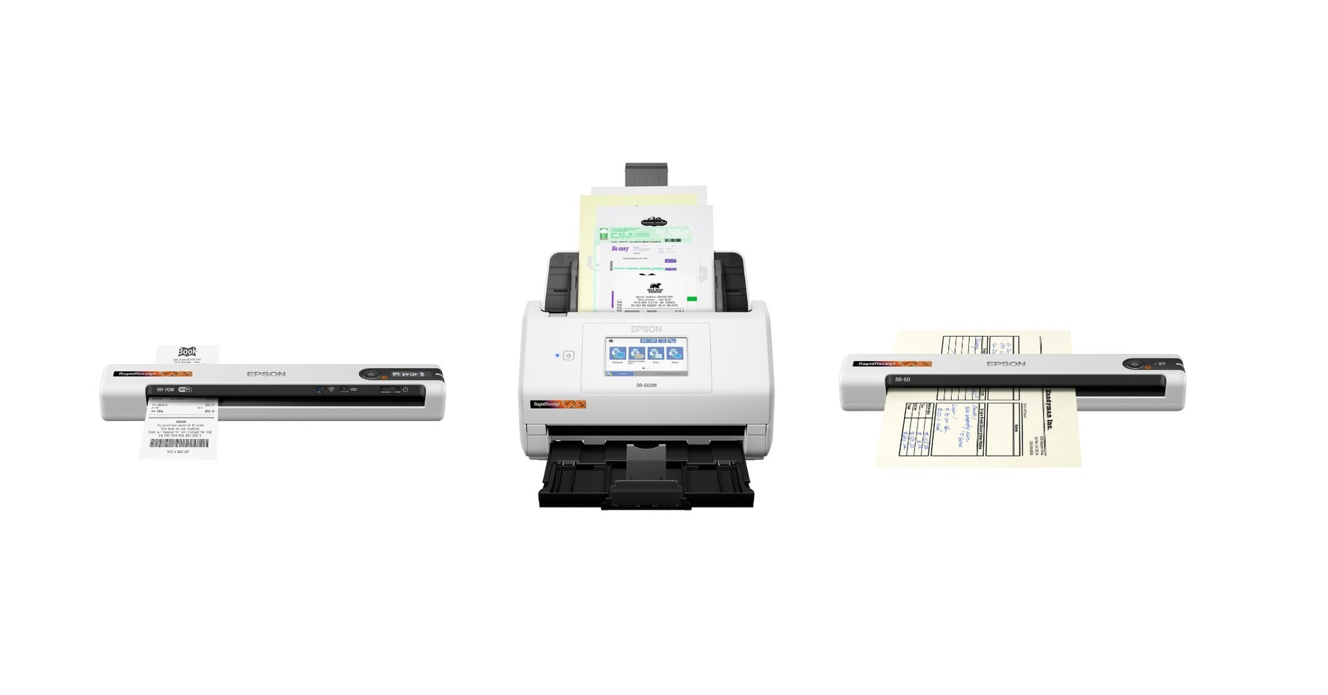 Epson Provides Receipt Relief for Small and Home Offices