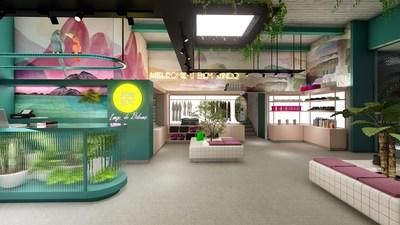 JO&JOE Largo do Boticário – O primeiro destino fora da Europa para esta marca de rápido crescimento. (CNW Group/Accor)