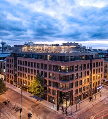 4. Mondrian Shoreditch London – A sexta propriedade da marca será um carro-chefe europeu e marcará um retorno emocionante a Londres. (CNW Group/Accor)