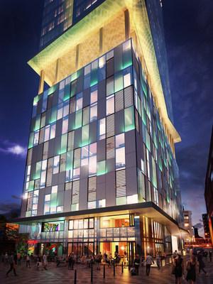Sofitel Adelaide, Austrália – Hotel de classe mundial com um refinado ambiente luxuoso moderno e um toque da elegância francesa. (CNW Group/Accor)