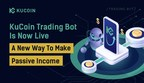 KuCoin Introduces Its Trading Bot for Making Passive Income