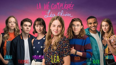 Léa Olivier, the internationally successful youth phenomenon, finally on Canadian TV at TFO (CNW Group/Ontario French Language Educational Communications Authority (TFO))