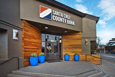 Santa Cruz County Bank's Monterey Office: 584 Munras Avenue, Monterey, CA