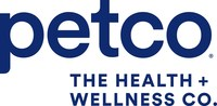 Petco logo (PRNewsfoto/Petco Health and Wellness Company, Inc.)
