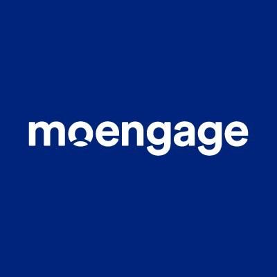 MoEngage Logo (PRNewsfoto/MoEngage)