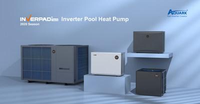 Aquark's 2020 Recap of InverPad® Pool Heat Pump Solution