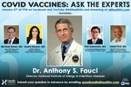 COVID Vaccines: Ask The Experts...