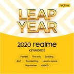 realme upends the mobile industry with awards-laden 2020, demonstrating the value of effective leadership