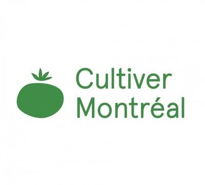 logo de Cultiver Montréal (Groupe CNW/Espace pour la vie)