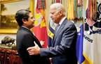 Presidente de Honduras da la bienvenida al plan del presidente...
