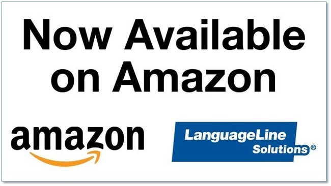 LanguageLine for Educators is now available on Amazon
