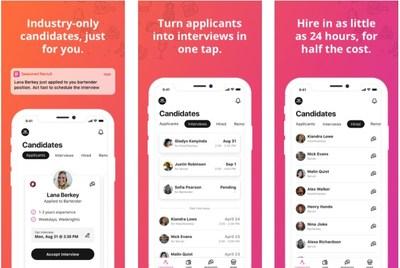 Seasoned's hiring platform