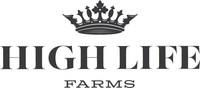 High Life Farms Logo (PRNewsfoto/High Life Farms)