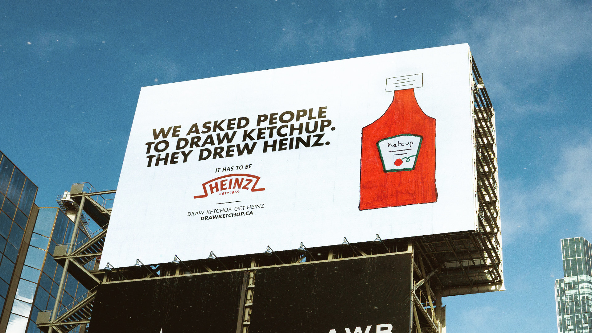 Heinz Asked People To 'Draw Ketchup,' Then Turned the Artwork Into Custom Bottles