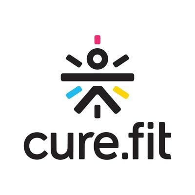 Cure.fit Logo