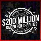 Grover Gaming Surpasses $200 Million Raised for Charities...