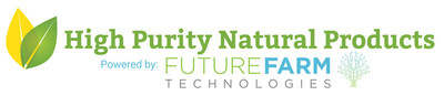 High Purity Natural Products, powered by Future Farms Technologies