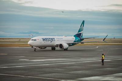 (CNW Group/WESTJET, an Alberta Partnership)