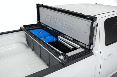 DECKED Unveils New Truck Tool Box; Modernizes Traditional Cargo Storage