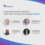 RingLead Expands Enterprise Sales Team to Scale and Support Growth