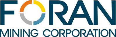 Foran Mining Corporation Logo (CNW Group/Foran Mining Corporation)