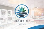 High Tide Opens New Canna Cabana Store in Calgary