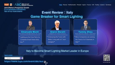 AI+IoT Business Conference — TED-Style Tour Events (Europe   Online) Italy