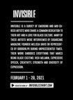 GoodGirlPR and Sugarcane to Host INVISIBLE Exhibit