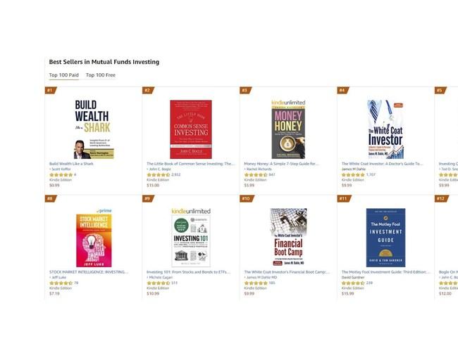 """Build Wealth Like a Shark"" Becomes Amazon #1 Bestseller"