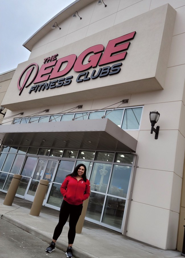 Mariah Russell, General Manager of The Edge Fitness Clubs in St. Ann, excited to open the doors and welcome in the community on March 27th.