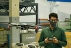 Vuzix M4000 Smart Glasses Aid Construction Worksite Audit Via DJI Drone