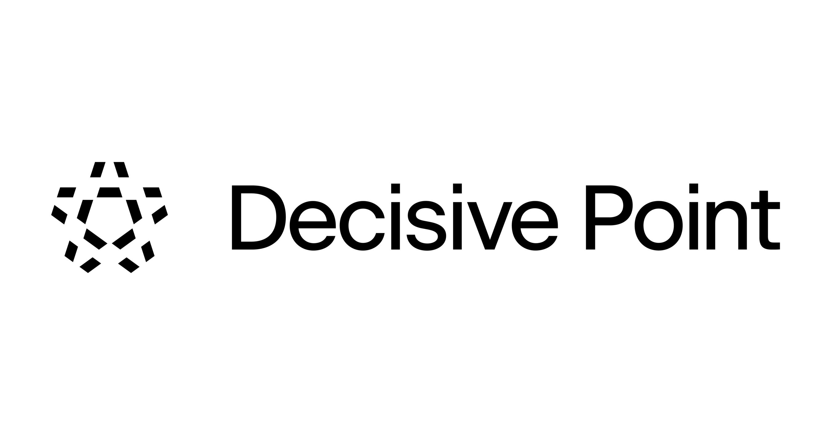 Photo of Decisive Point announces the initial close of first venture capital fund | PRNewswire