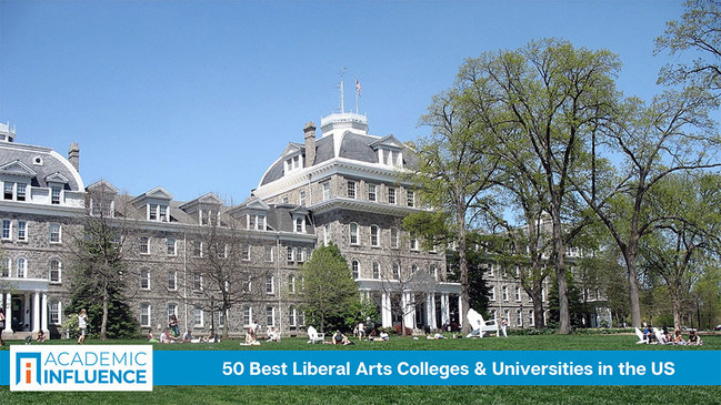 Students, get a well-rounded education while satisfying employers who seek versatile employees-AcademicInfluence.com ranks the 50 best liberal arts colleges & universities for you.