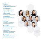 Sapphire Ventures Announces 2 New Partners, 6 Senior-Level Promotions and 3 New Offices in Austin, London and San Francisco