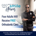Georgia School of Orthodontics Offers Free Braces, Invisalign® to Local Heroes