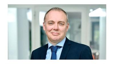 Laurence Mott, Tetra Pak Executive VP Development and Engineering